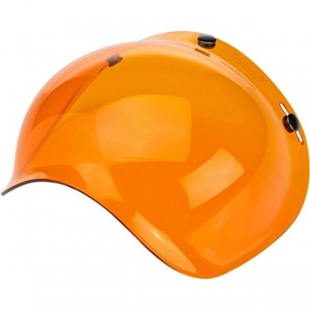 Визор Biltwell Bubble Shield - Amber BV-ORG-00-SD фото 1039