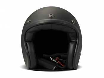 Шлем DMD Jet Vintage Matt Black фото 2499